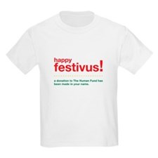 happy festivus fund T-Shirt