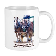 Draft Horse Teamster Mug