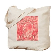 KGV 1.5d red Tote Bag