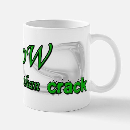 Unique Crackhead Mug