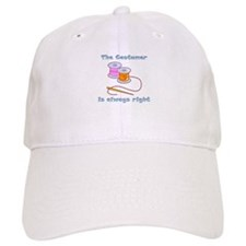Costumer Thread Baseball Cap