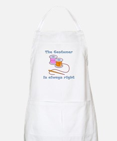 Costumer Thread BBQ Apron