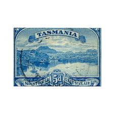 Tasmania Lake St Clair fridge magnet
