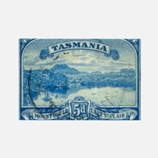 Tasmania Lake St Clair fridge magnet