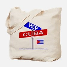 REP CUBA Tote Bag
