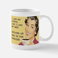 Coffee Like My Men Mug