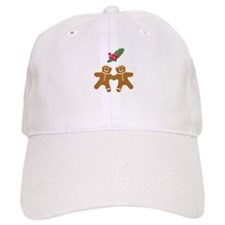 Gingerbread Men Baseball Cap