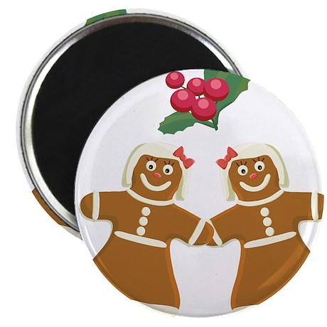 Gingerbread Women Magnet