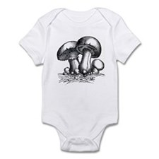 Mushrooms Infant Bodysuit