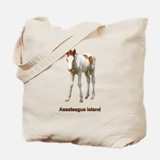 Assateague Island Foal Tote Bag