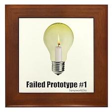 Prototype #1 Framed Tile