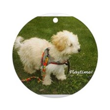 Playtime! Ornament (Round)