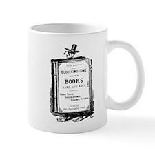 Book Man w/Hat Mug