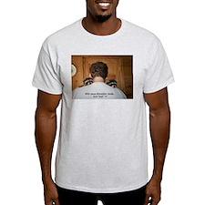 Shoulder pads T-Shirt