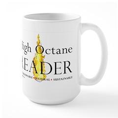 High Octane Reader Large Mug