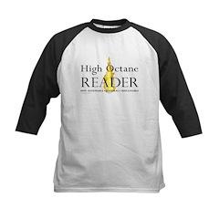 High Octane Reader Kids Baseball Jersey