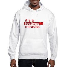 festivus miracle b Hoodie