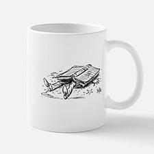 Flat Book Society Mug