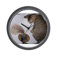 It goes where?!? Wall Clock