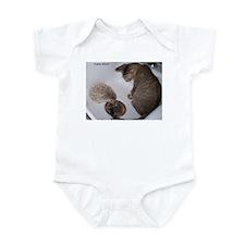It goes where?!? Infant Bodysuit