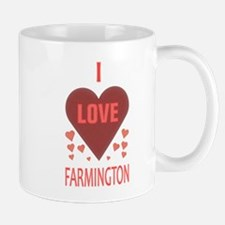 I Love Farmington Mug