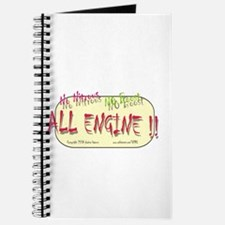 ALL ENGINE 2 Journal