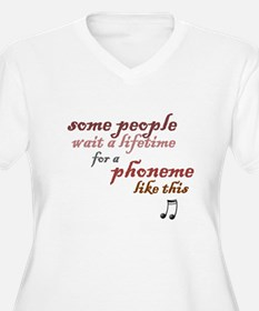 a phoneme like this T-Shirt