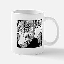 Bookcase Mug