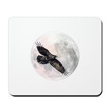 Flying Crow Mousepad