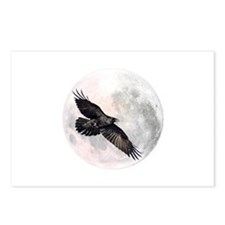 Flying Crow Postcards (Package of 8)