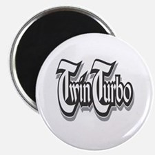 "Twin Turbo 2.25"" Magnet (100 pack)"