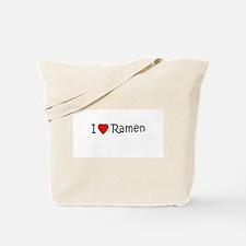 I <3 Ramen Tote Bag