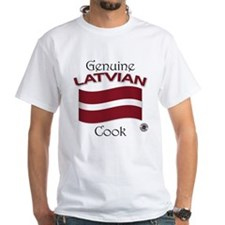 Genuine Latvian Cook Shirt