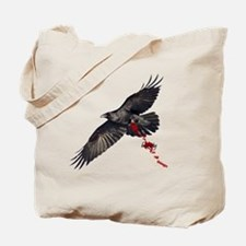 Crow's Beauty Tote Bag