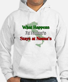 What Happens at Nonna's Stays at Nonna's Hoodie