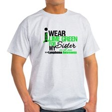 I Wear Lime Green SIL T-Shirt