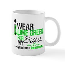 I Wear Lime Green SIL Mug