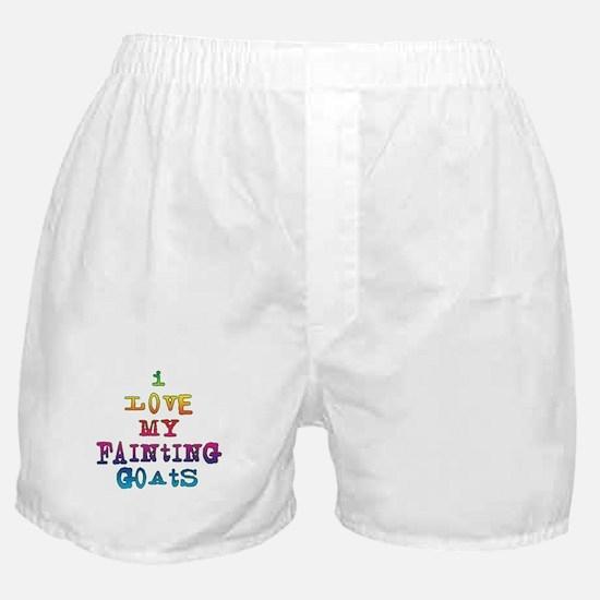 Fainting Boxer Shorts