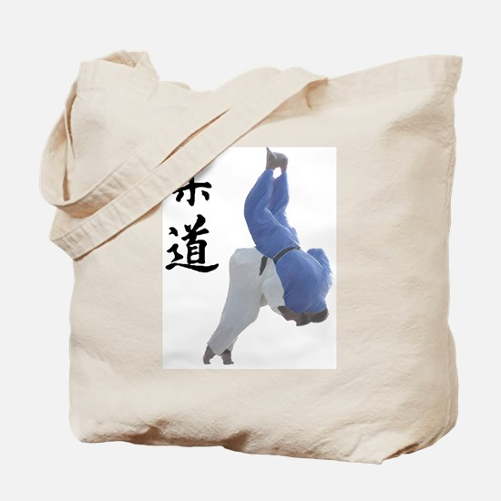 Ippon Throw Tote Bag