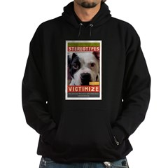 Stereotypes Victimize Hoodie