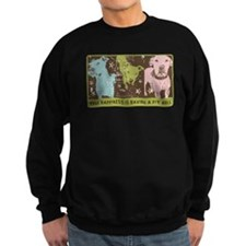 Vintage Pop Art Sweatshirt