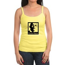 O is for Obama Ladies Top (see colors)