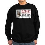 Resist Ignorance Sweatshirt (dark)