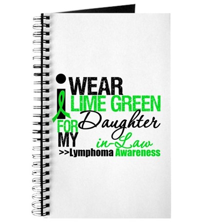 I Wear Lime Green DIL Journal