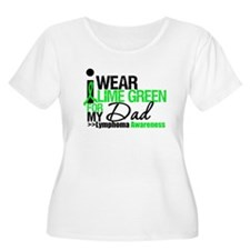 I Wear Lime Green For My Dad T-Shirt