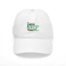 I Wear Lime Green For My Dad Baseball Baseball Cap