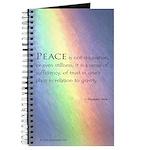 Peace Rainbow Journal