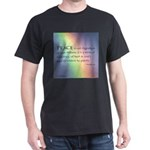 Peace Rainbow Dark T-Shirt