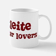 Seattleite Make Better Lovers Mug