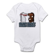 Silent Knight Holey Knight Infant Bodysuit
